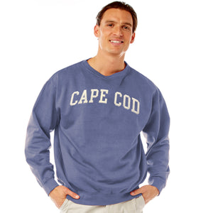 Men's Cape Cod Applique Crew Neck Sweatshirt