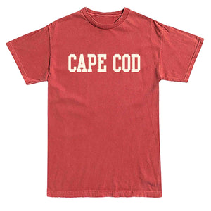 Men's Crimson Cape Cod T-Shirt