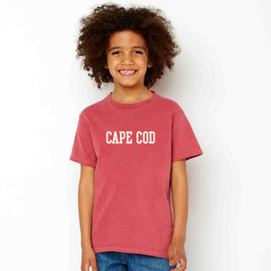 Youth Cape Cod Block T-Shirt