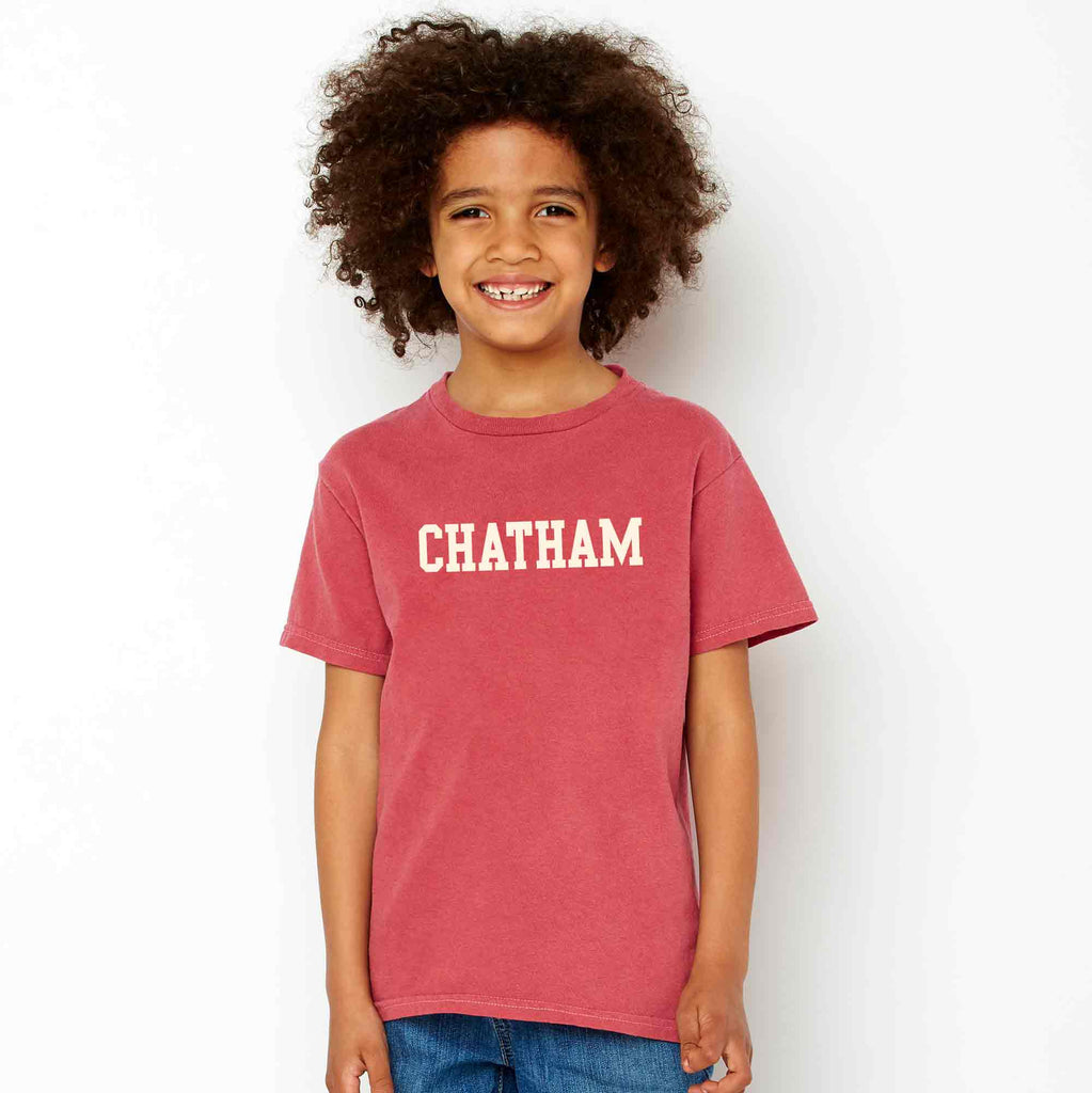 Youth Chatham Block T-Shirt