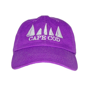 Cape Cod Sail Boat Resort Hat