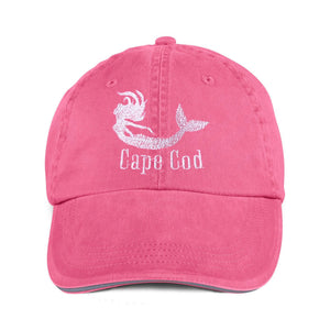 Mermaid Pink Flamingo Resort Hat