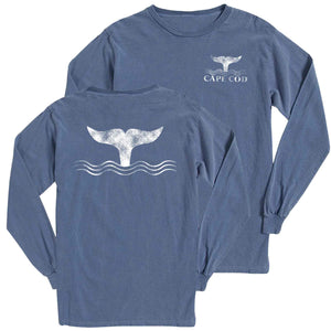 Men's Cape Cod Whale Tail T-Shirt