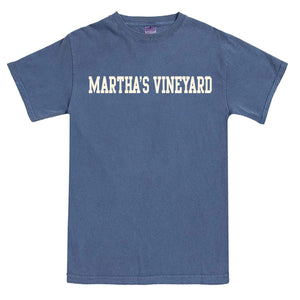 Men's Denim Martha's Vineyard  T-Shirt