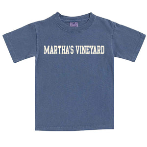 Youth Martha's Vineyard Block T-Shirt