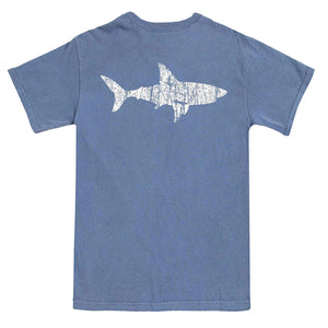 Men's Chatham Shark Bite T-Shirt