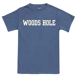 Men's Denim Woods Hole T-Shirt