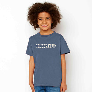 Youth Celebration Block T-Shirt