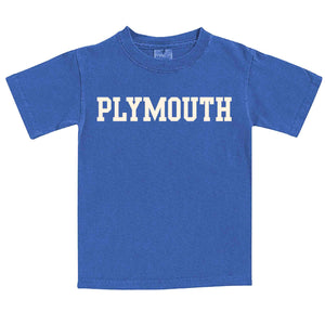 Youth Plymouth Block T-Shirt