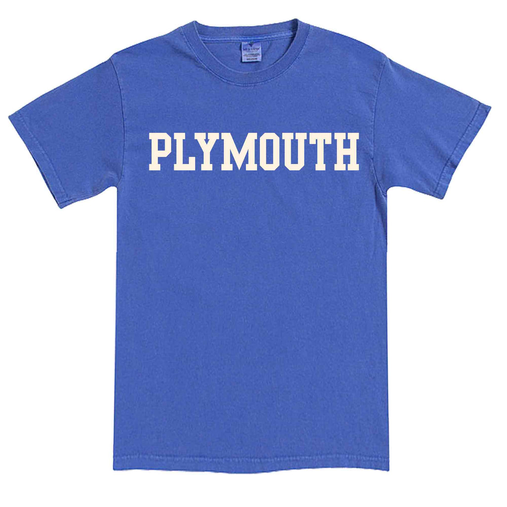 Men's Periwinkle Plymouth T-Shirt