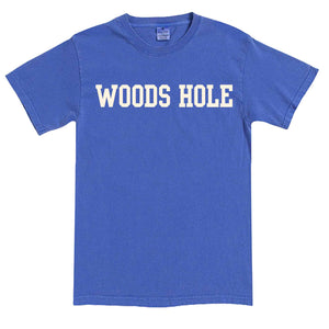 Men's Periwinkle Woods Hole T-Shirt