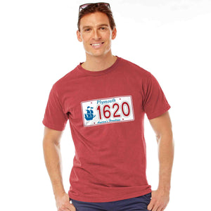 Men's Plymouth 1620 T-Shirt