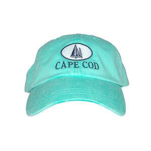 Cape Cod Oval Sail Boat Resort Hat