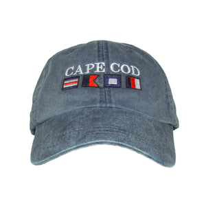 Cape Cod Sailing Flags Resort Hat