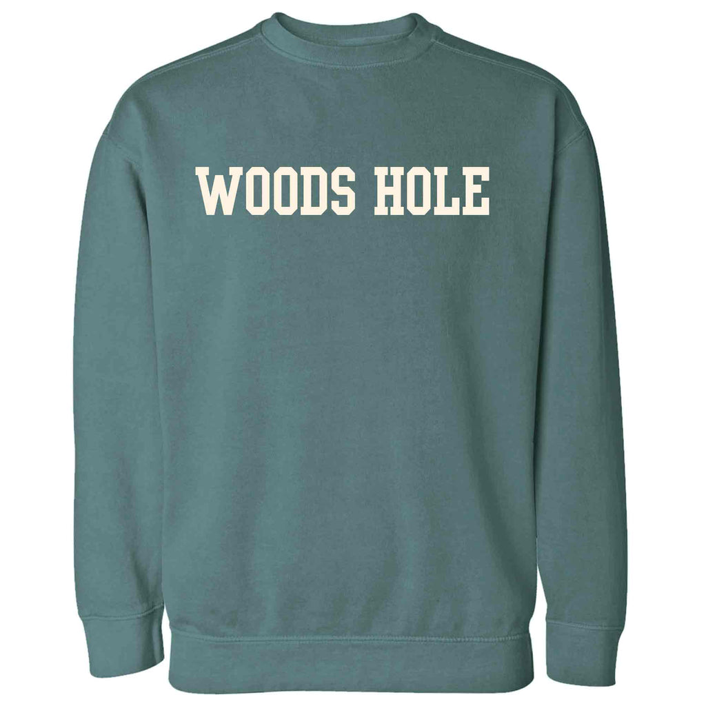 Men's Willow Woods Hole Crew Neck Sweatshirt