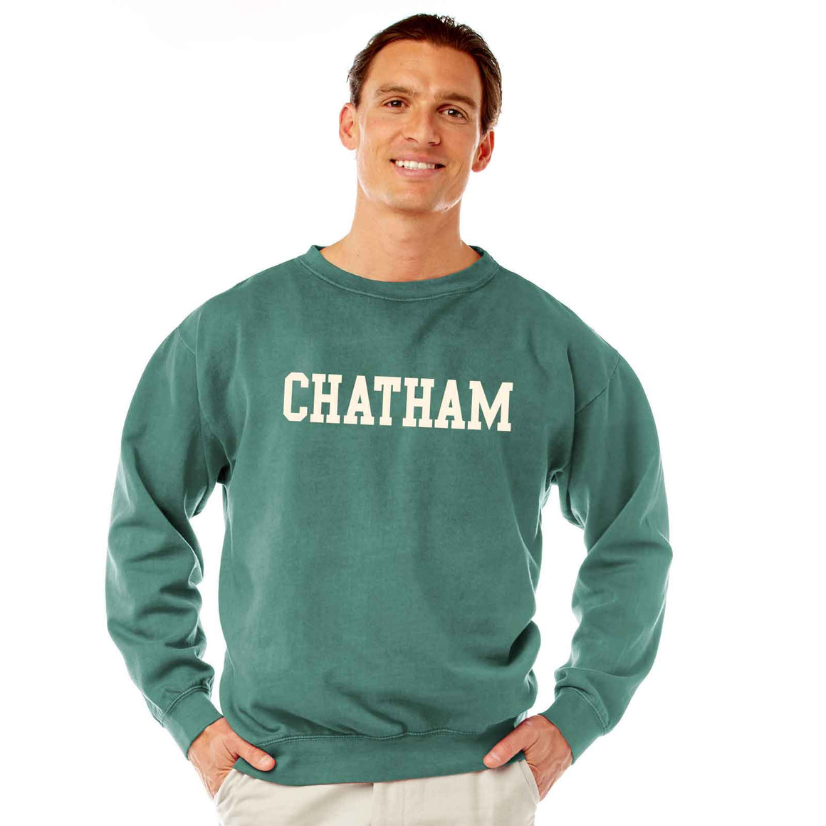 Men's Willow Chatham Crew Neck Sweatshirt