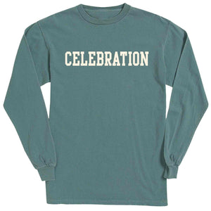 Men's Willow Long Sleeve Celebration T-Shirt
