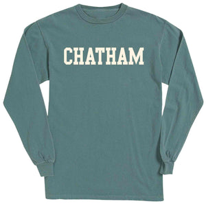 Men's Willow Long Sleeve Chatham T-Shirt