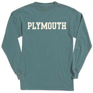 Men's Willow Long Sleeve Plymouth T-Shirt