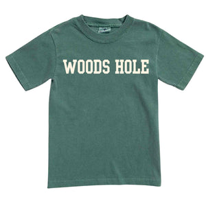Youth Woods Hole Block T-Shirt