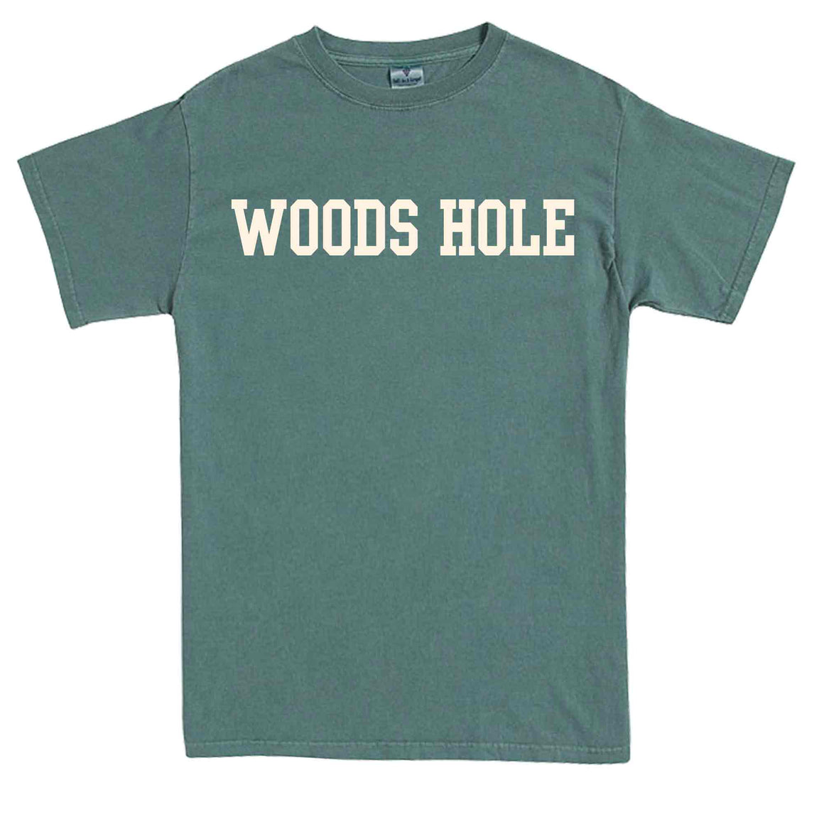 Men's Crimson Woods Hole T-Shirt