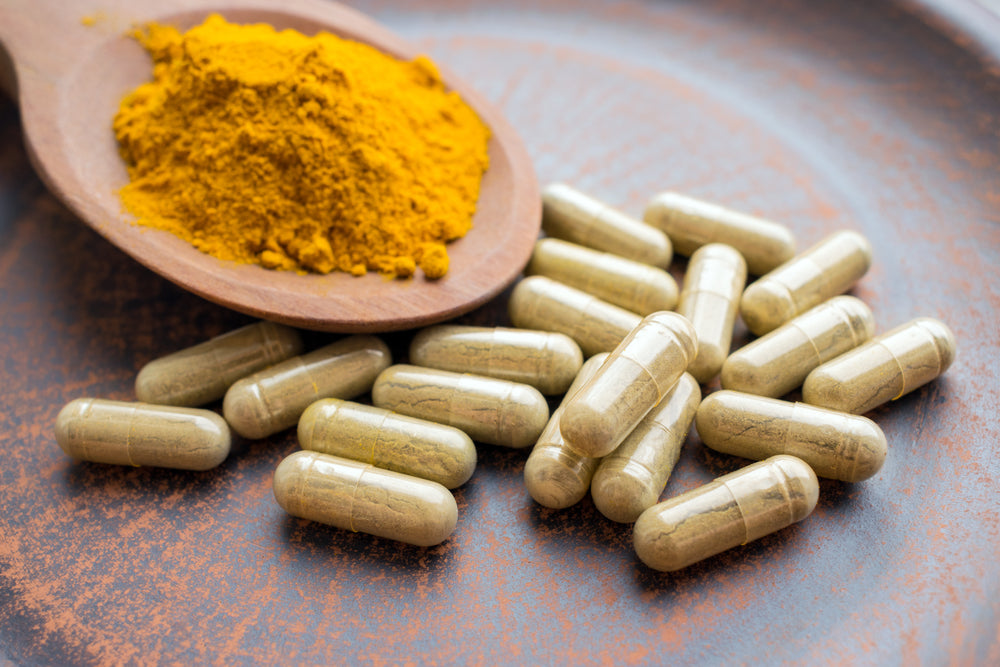 The 10 Health Benefits of Curcumin