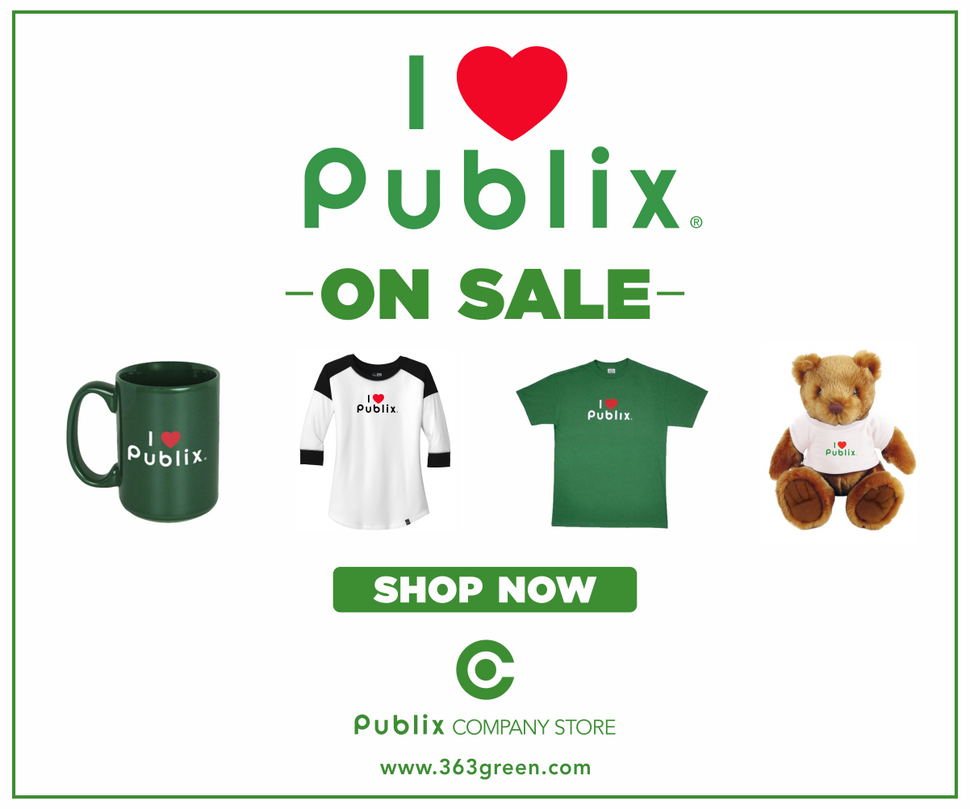 Publix Company Store by Partner Marketing Group