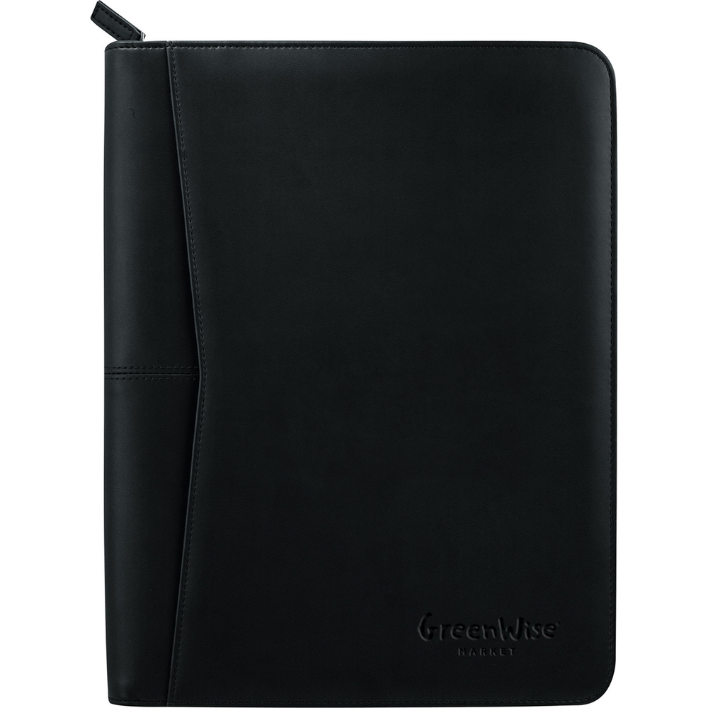 *GreenWise Pedova™ Zippered Padfolio