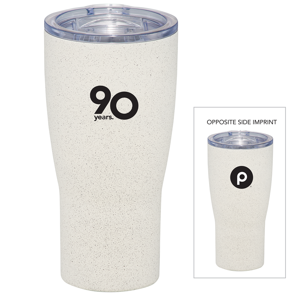 90th Anniversary Nordic Copper Vac Tumbler with Ceramic Lining 16oz
