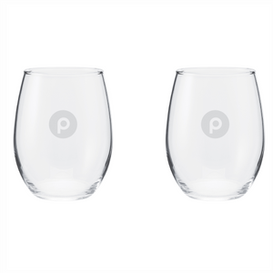 Stemless Wine Glass - Set of 2