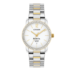 Citizen Women's Quartz Stainless Steel Casual Watch - Two tone