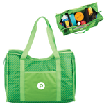 Zippered Organizer Tote