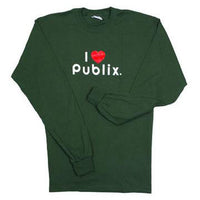 I Heart Publix Long Sleeve Tee