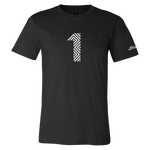Bella + Canvas Unisex Jersey Short-Sleeve One Publix One Purpose T-shirt - Black