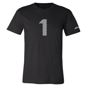 Clearance Bella + Canvas Jersey Short-Sleeve One Publix One Purpose T-shirt - Black