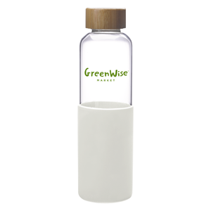 *GreenWise James Bottle Glass Bottle - 18 ounce