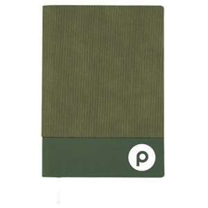 Channelside Journal - Dark Green