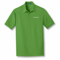 Men's Port Authority Pinpoint Mesh Polo