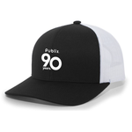 *90th Trucker Snapback Cap