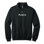 Cadet Collar Fleece Sweatshirt