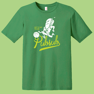 Basketball PubSub T-Shirt