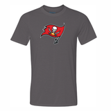 Buccaneers NFL Team DryBlend® 50 Cotton/50 Poly T-Shirt