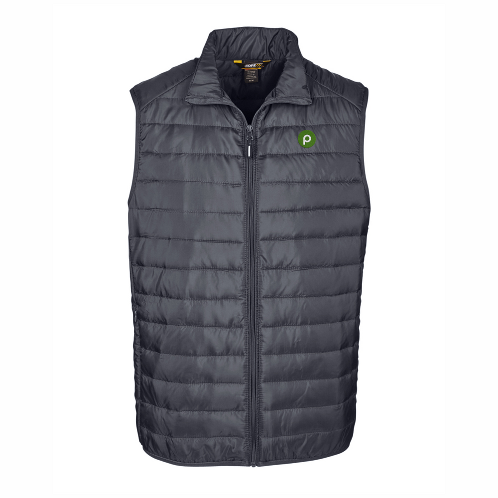 Core 365 Men's Prevail Packable Puffer Vest
