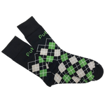 Publix Argyle Knitted Dress Socks