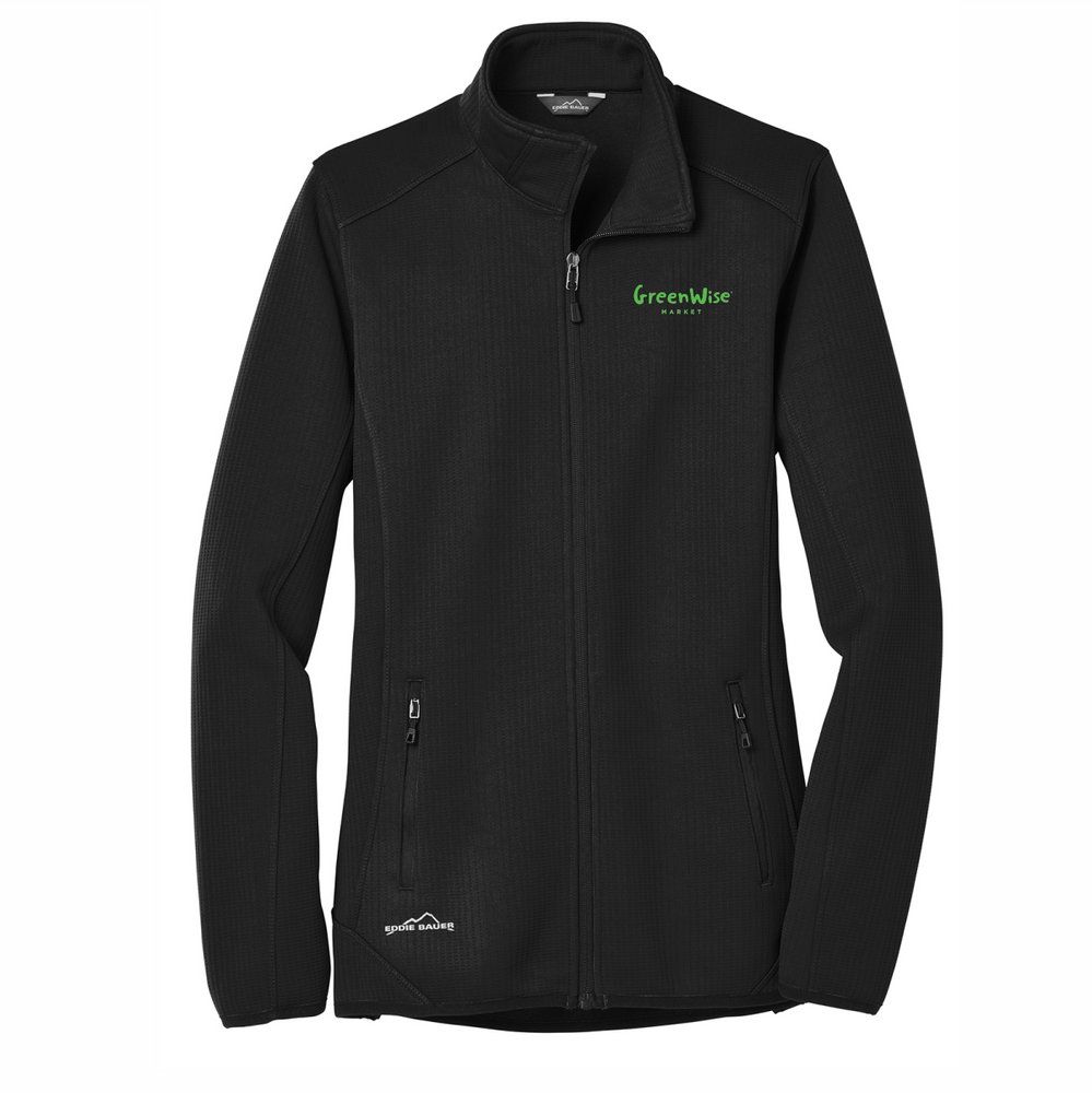 GreenWise Eddie Bauer® Ladies Dash Full-Zip Fleece Jacket