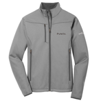 Eddie Bauer® Men's Weather-Resist Soft Shell Jacket - Chrome