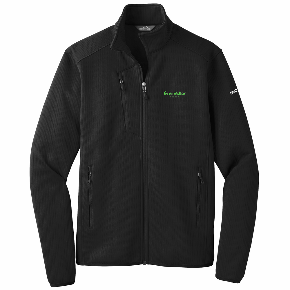GreenWise Eddie Bauer ® Men's Dash Full-Zip Fleece Jacket