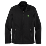 Port Authority® Grid Fleece Jacket