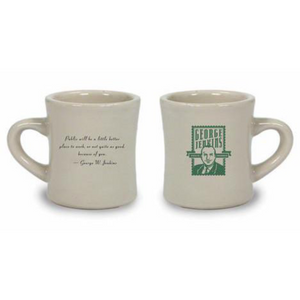 Founder's Coffee Mug - Natural color - 10 ounce - Set of 2