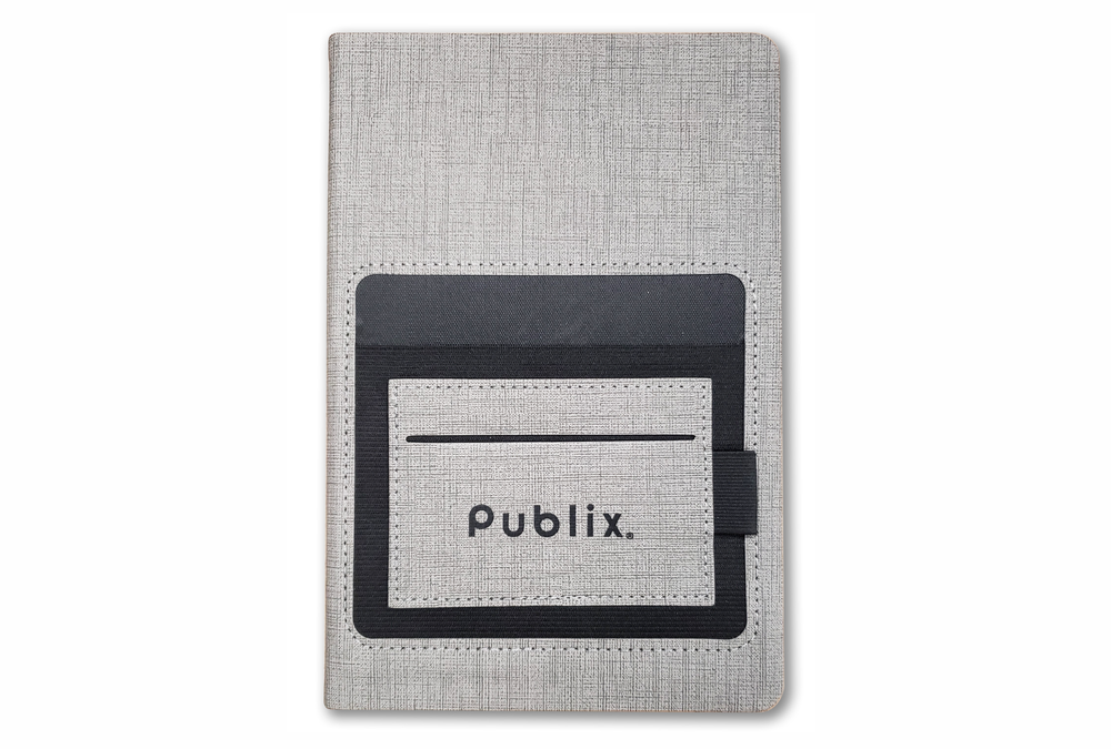 Multi Pocket Notebook